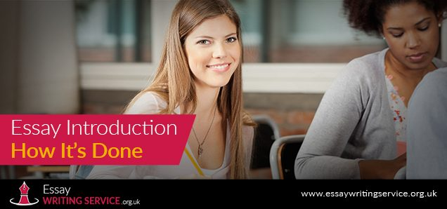How to write a good introduction to an essay