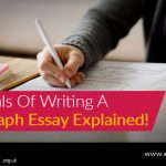 Fundamentals of Writing a Five-Paragraph Essay Explained!